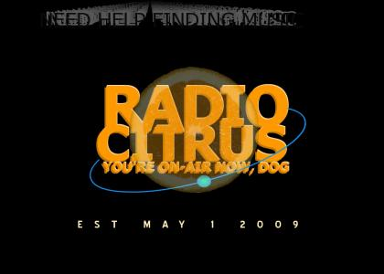 RadioCitrus Needs Your Help