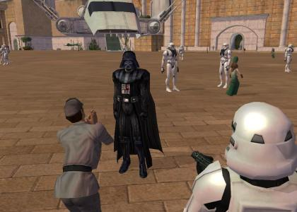 Vader's Response to Outraged Players over the NGE