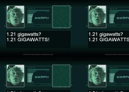 Metal Gear Doc Brown