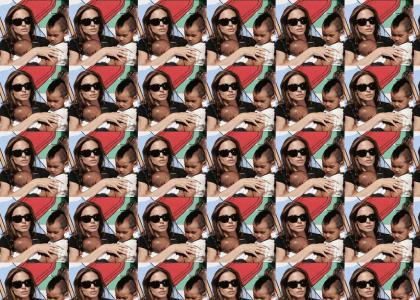 Angelina Jolie collects kids