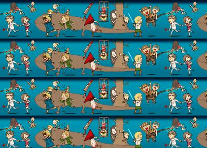 Everybody Sing The Silent Hill Song!