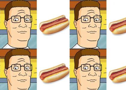Hank Hill is a n00b!