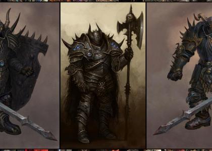 Warhammer Chaos Chosen
