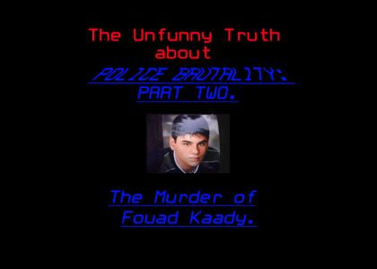 The Unfunny Truth about Police Brutality 2