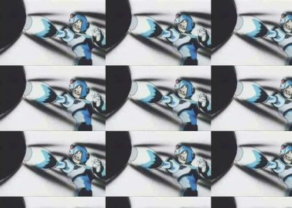 Megaman X = Insane
