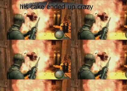 Leon didn't do the cooking by the book
