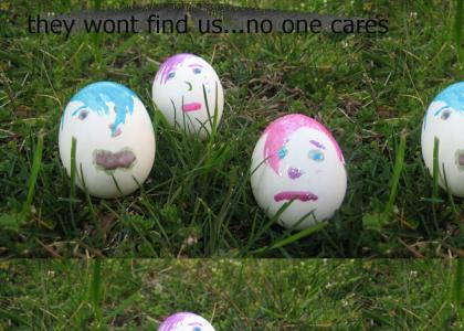 having an emo easter