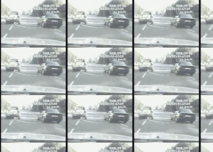 Epic Cop Chase Maneuver- PTKFGS