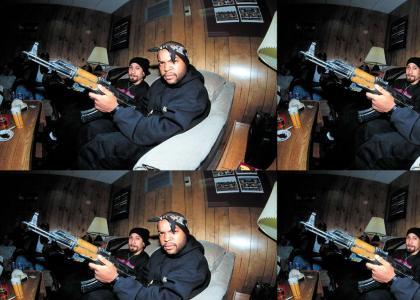 Ice Cube will kill you