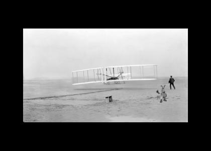 1920s Barrel Roll WRIGHT BROS