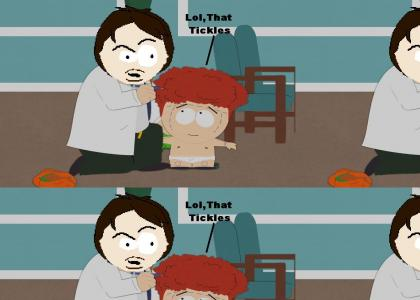 Brian Peppers visits South Park