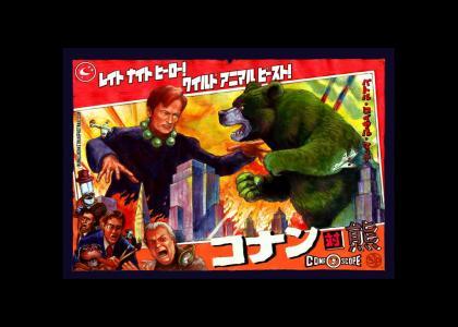 Conan Attacks a City
