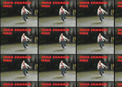 IM CHARGIN MAH....SHOOP DA WHOOP