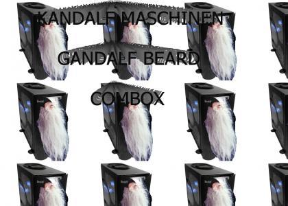 Kandalf och das beard