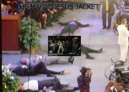 Magic Jesus Jacket