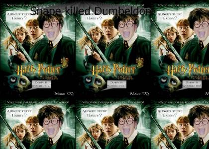 Harry Potter Messed Up