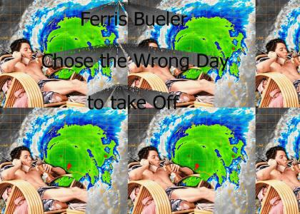 Ferris Bueller chose the wrong day off