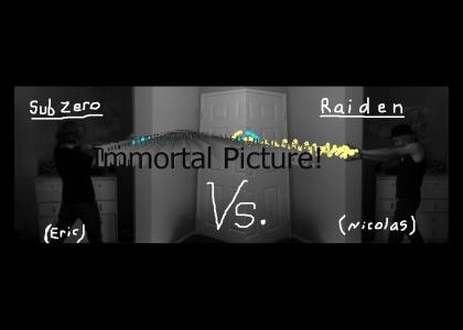 Nicolas Vs Eric Mortal Kombat