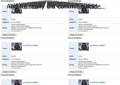Vader Myspace Suicide