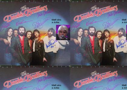 michael mcdonald = doobie brothers