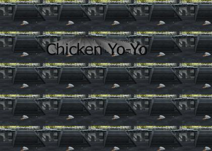 Chicken Yo-Yo