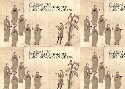 Medieval Axe Effect