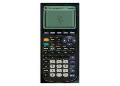 The TI-83+ Yoshi