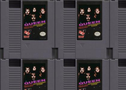 Bohemian 8-bit Rhapsody