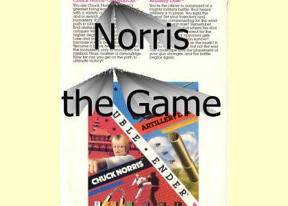 Norris Video Game