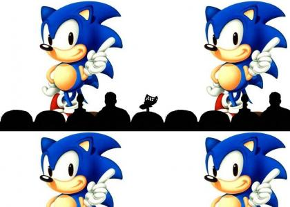 Sonic gives MST3k Advice