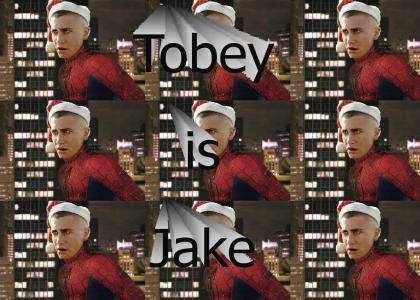Tobey = Jake