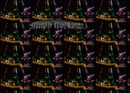 Donkey Kong Country 2: Spooky Forest Music
