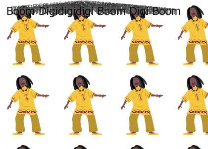Boom Digidigidigi Boom Digi Boom!