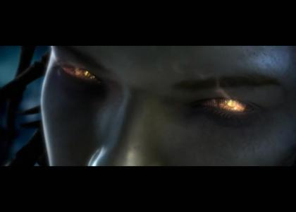 Kerrigan Stares Into Your Soul