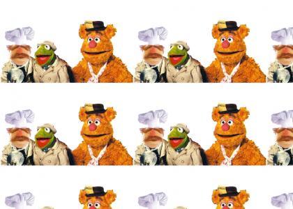 Wrong Sounding Muppets
