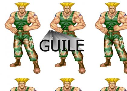 GUILE!