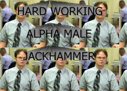 Dwight Schrute, Summed In Three Words
