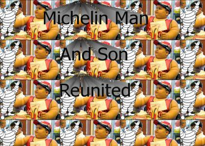 Michelin Meets his Son