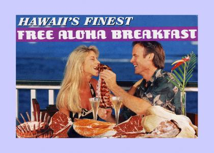 Hawaii's Finest Breakfast