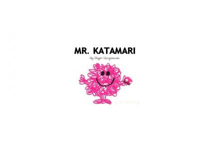Children's Book Submission(Mr Katamari)