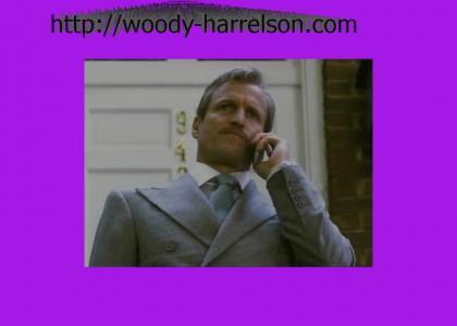 PTKFGS: Woody Harrelson's Ringtone