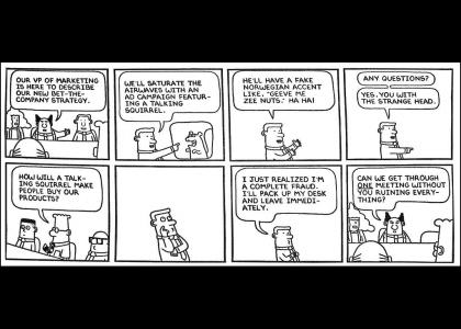 Dilbert Pwns PSP Marketing
