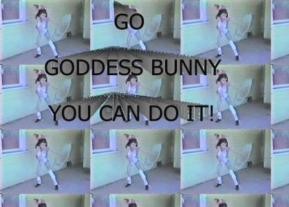 goddess bunny push it to the limit(refresh)