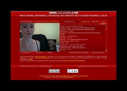 LiveJasmin Girl Visits YTMND