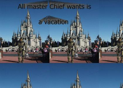 What Master Chief really wanted to do! **EDITED**