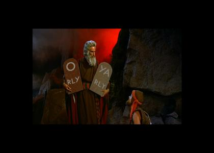 The Ten Commandments of YTMND