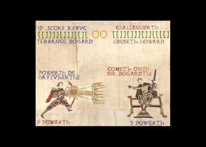 Garou Historic Densetsu