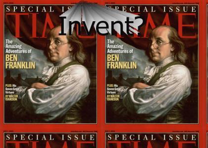 Ben Franklins the devil!