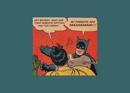 Jingle Bells, Batman