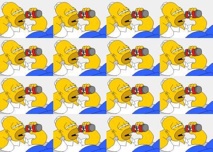 Homer's Beer Song